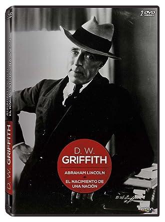 Pack D. W. Griffith: Abraham Lincoln + El Nacimiento De Una Nación ...