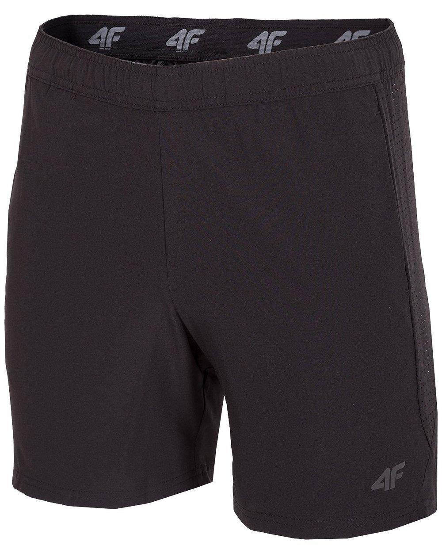 schnelltrockende Hose XXL Schwarz, Sporthose 4F Shorts