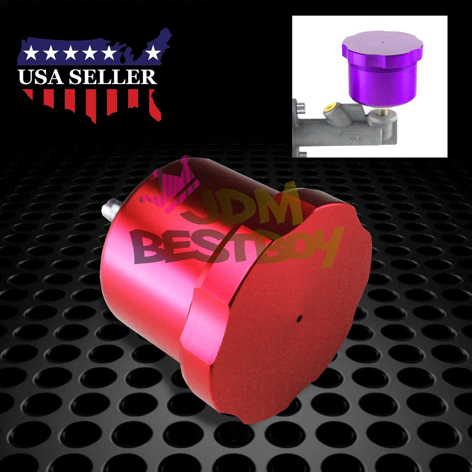 JDMBESTBOY CNC Aluminum Racing Drift Hydraulic Hand Brake Oil Tank Fluid Reservoir E-brake Race Drift Racing Drifting