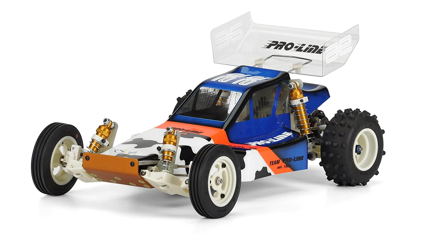 ProLine Mirage SS Limited Edition für Asso RC10 Classic