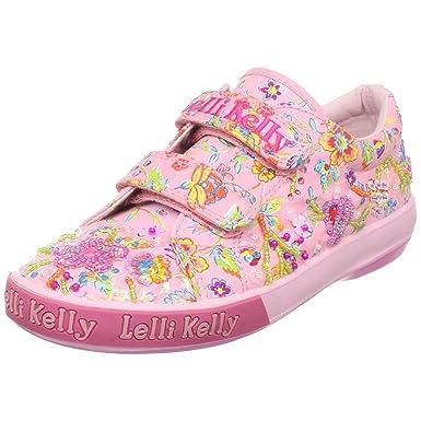 6367629d Lelli Kelly Sneakers Star Glitter Bianco Fucsia, laccio+ strappo, Nuova  Collezione Autunno Inverno 2017/2018: MainApps: Amazon.co.uk: Clothing