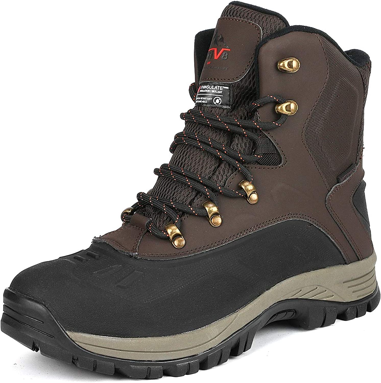 Nortiv 8 Waterproof Winter Hiking Boot