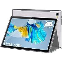 Tablet 10 Pulgadas Octa Core 6GB RAM 64GB/512GB ROM 1920 * 1200 FHD Android 10.0 Tablet PC 4G LTE+5G WiFi Tablet Baratas…