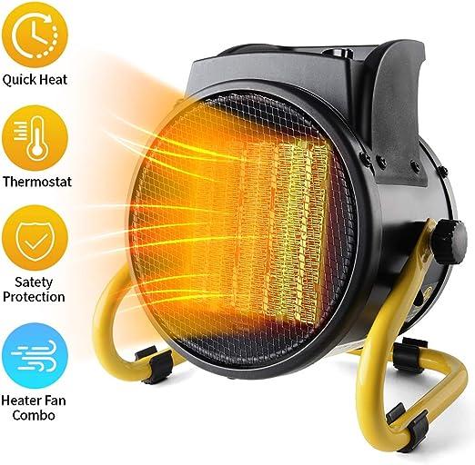 Amazon Com Prowarm Portable Space Heater Ceramic Small Electric
