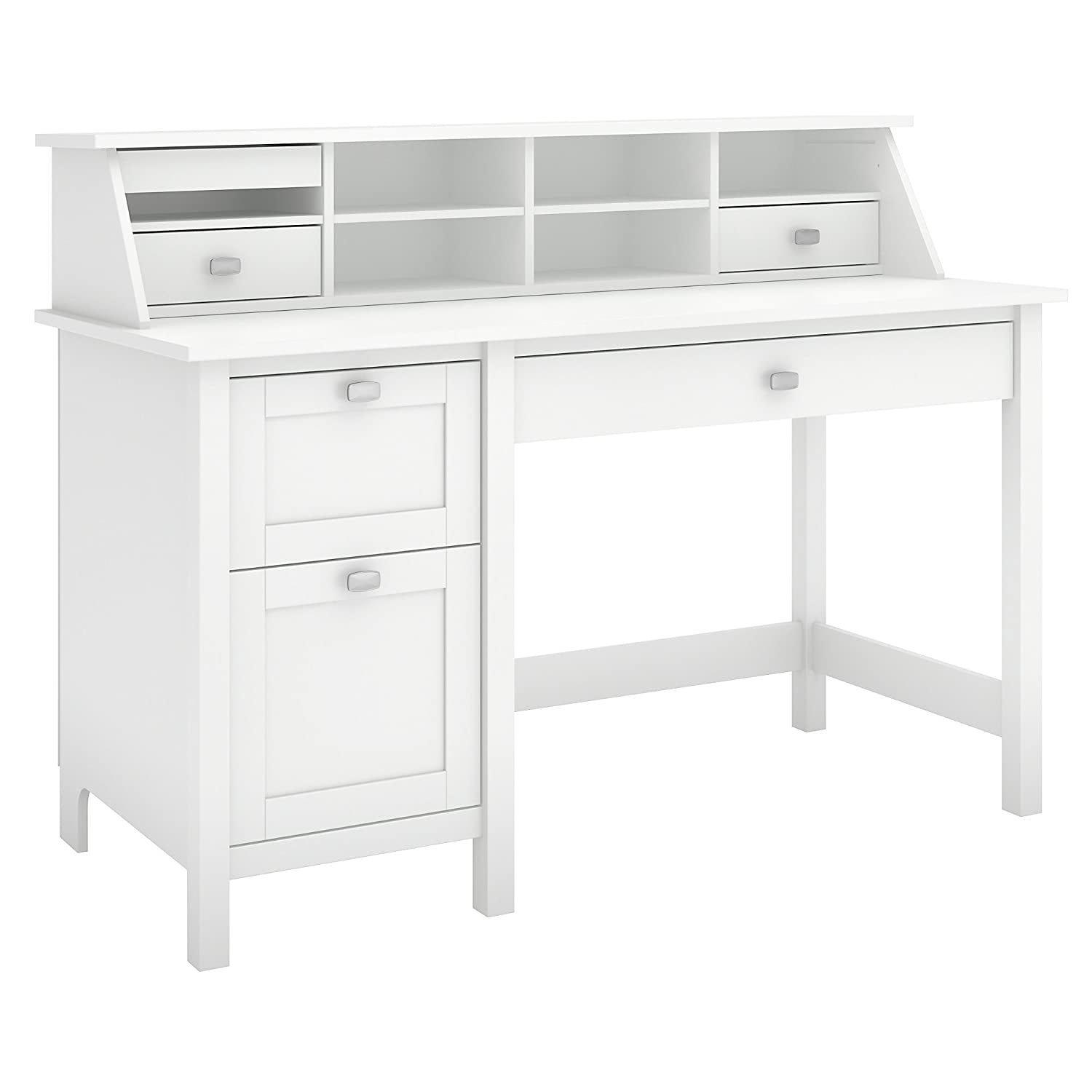 drawer white with hutch computer mahogany of kids desk classic delightful wood drawers
