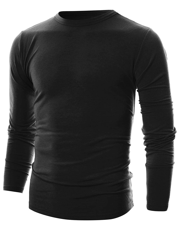 GIVON SHIRT メンズ B073W7SYFF L|Dcp033-black Dcp033-black L