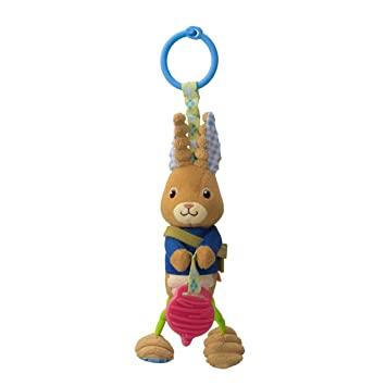 Infantino Jittery Toy Peter Rabbit Discontinued By Manufacturer