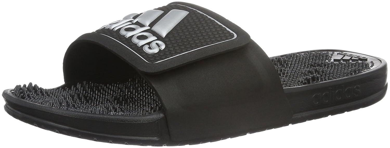9fcba4f89 adidas Men s Adissage 2.0 Logo Beach   Pool Shoes  Amazon.co.uk  Shoes    Bags