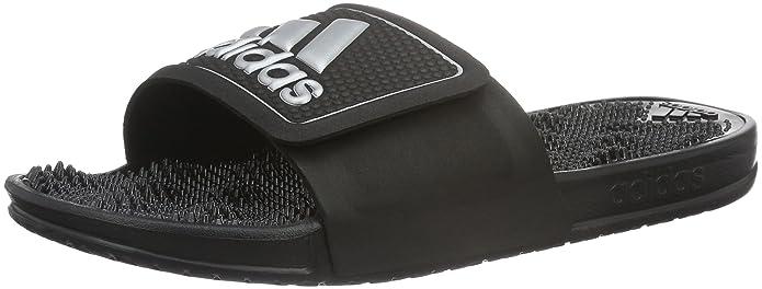 buy popular 5ea41 7a14f adidas Adissage 2.0 Logo, Tongs Homme Amazon.fr Chaussures e