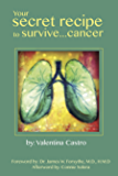 Your secret recipe to survive cancer: ...The art of advocating for yourself.