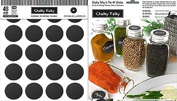 labels for spice jars