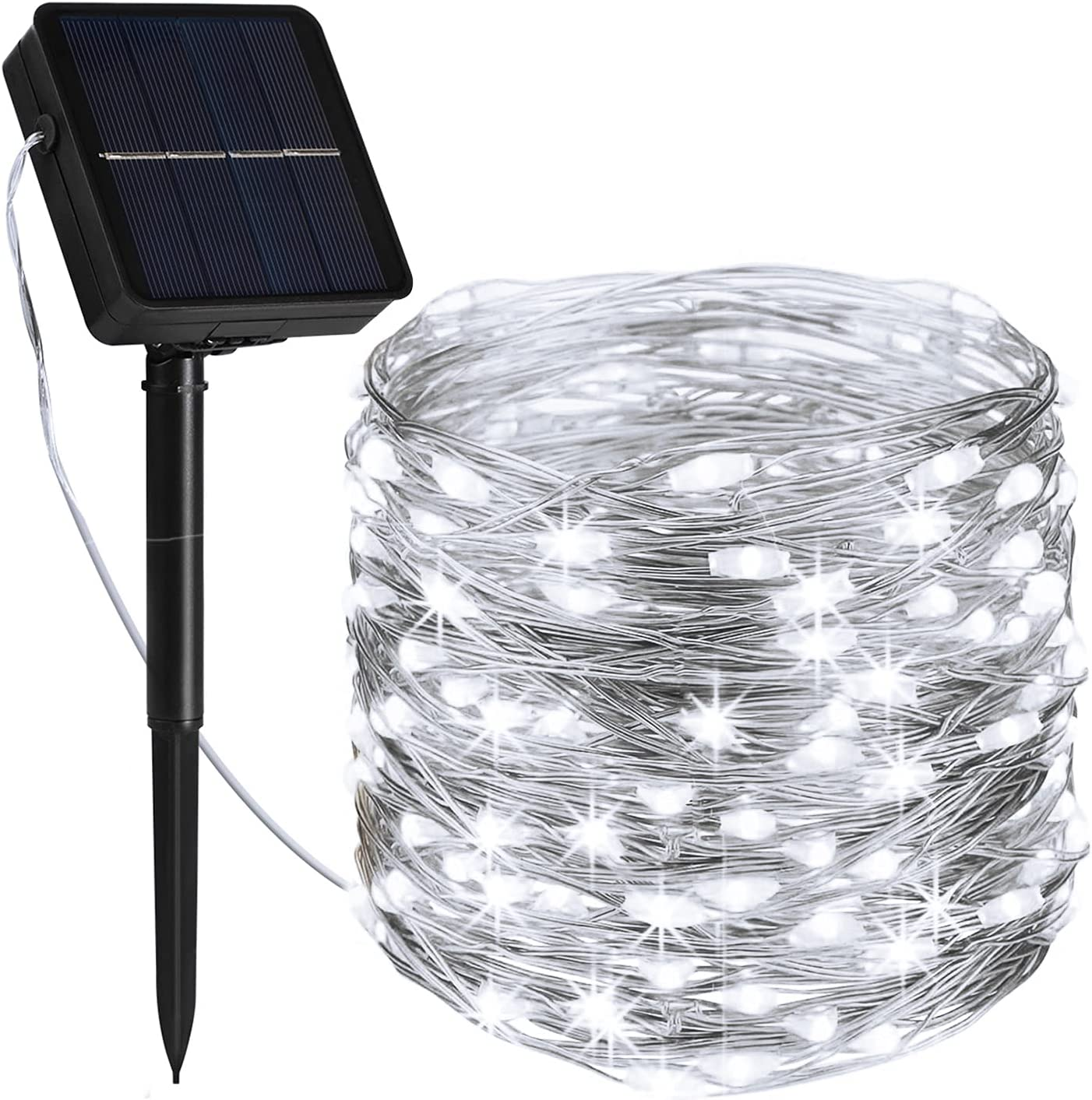 50% Off Coupon – Solar Outdoor String Lights