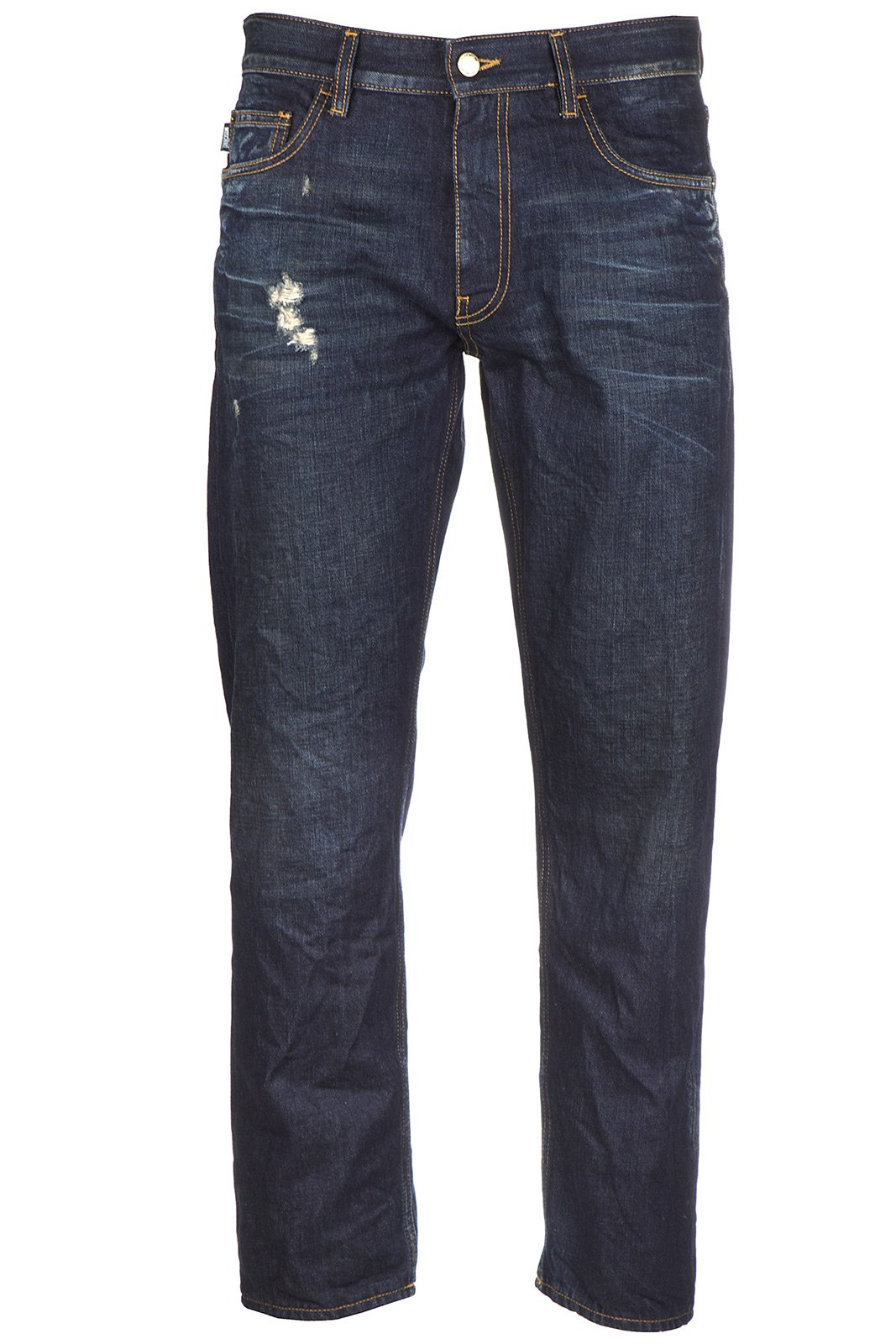 Love Moschino Men's Jeans Denim Blu US Size 32 (US 32) M Q 426 04 T 8632 33