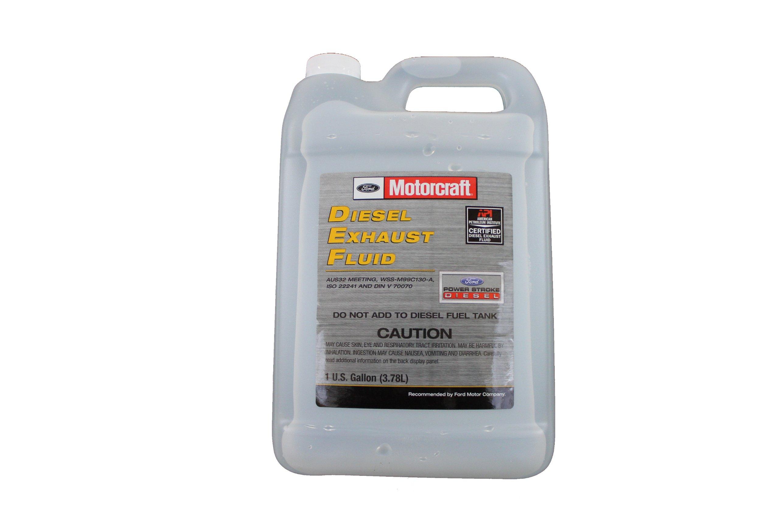 Ford Genuine Fluid PM-27-GAL Diesel Exhaust Fluid - 1 Gallon