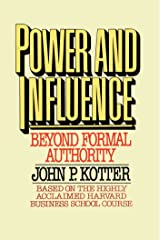 Power and Influence Kindle Edition