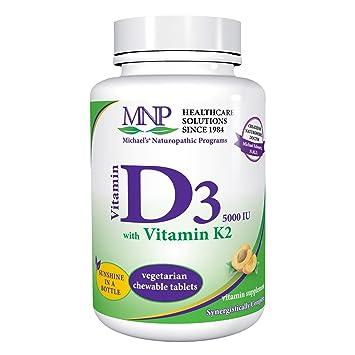 La vitamina D3, con vitamina K2, albaricoque sabor natural: Amazon.es: Electrónica