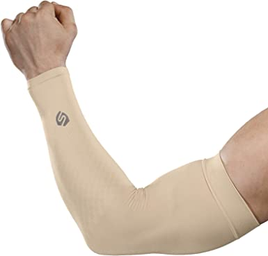 Arm Sleeves for Men Women SHINYMOD Arm Sleeves UV Protection Compression Warmer