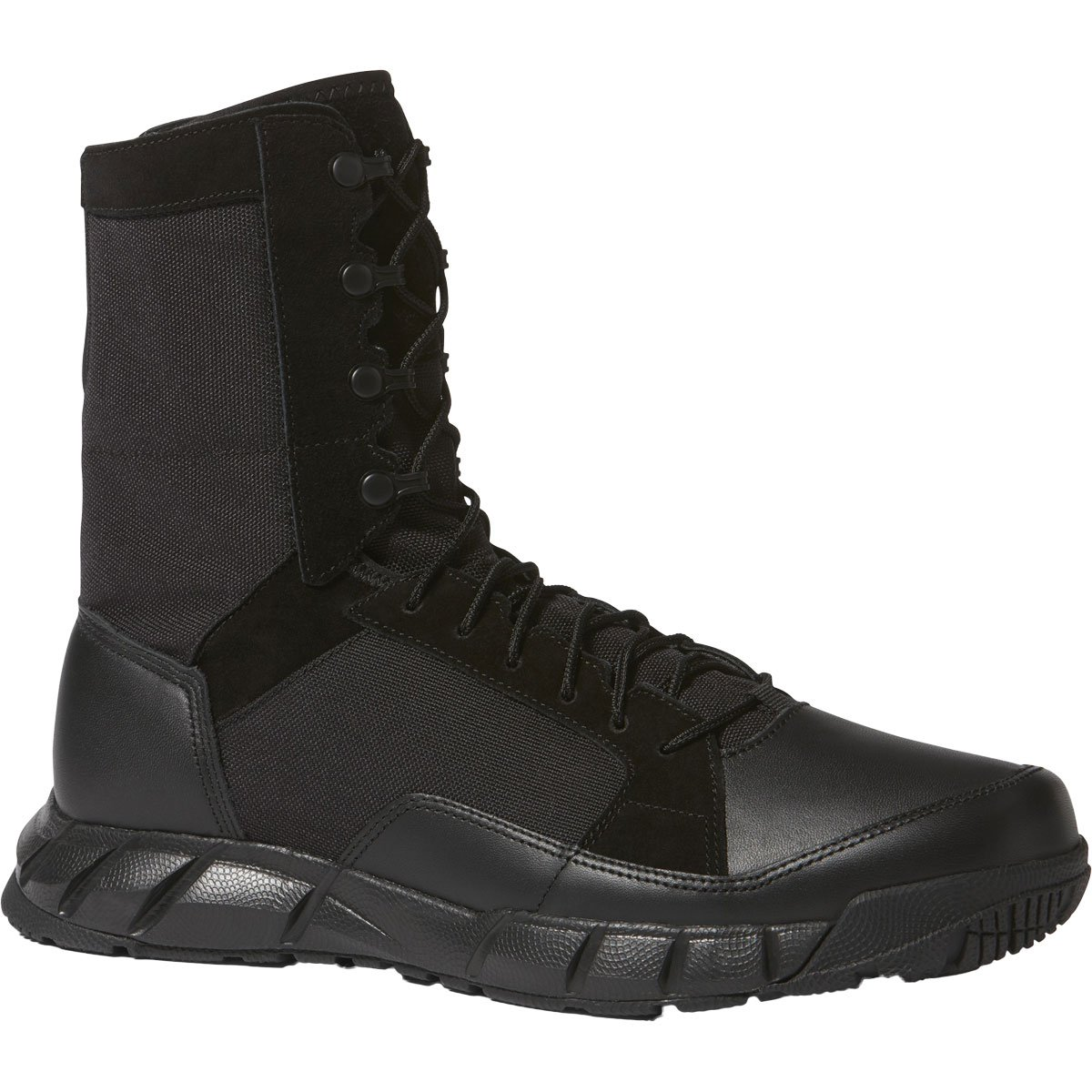 Oakley Mens SI Light Patrol Boots, Blackout, 8.5