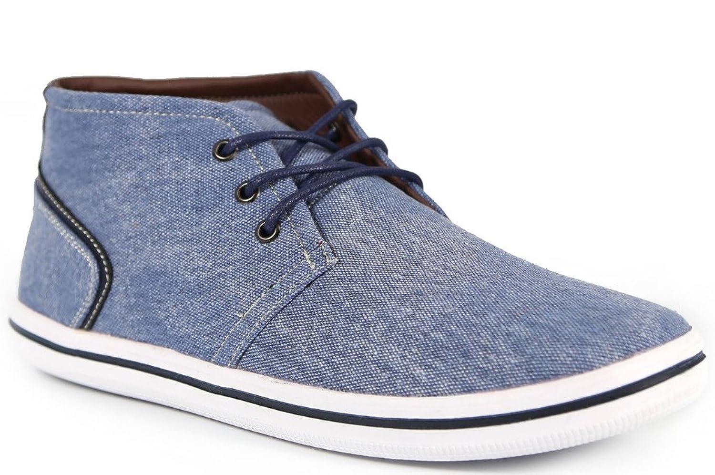Giraldi Jojo Mens Fashion All-Vegan Chukka Sneakers