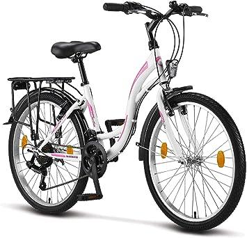 Stella Bicicleta para Mujer, 24 pulgadas 26 pulgadas 28 pulgadas ...