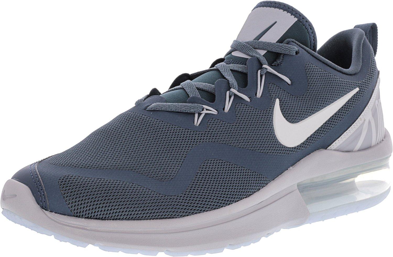 5538f754ac55b Galleon - NIKE Men s Air Max Fury Running Shoes Blue Fox Pure Platinum (8.5)