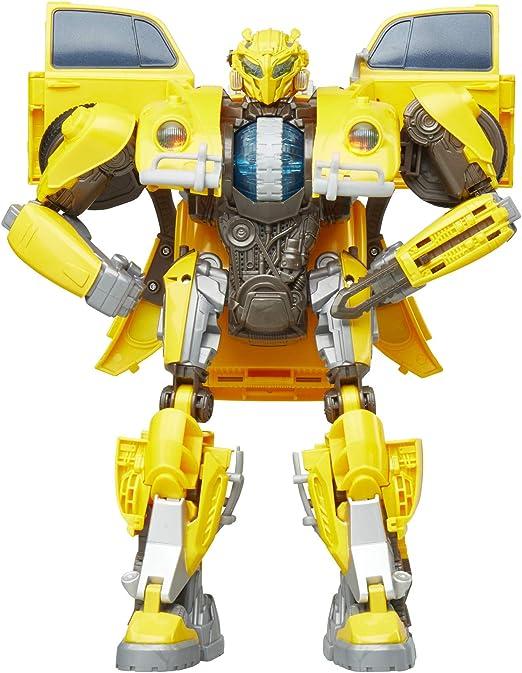 Transformers - Bumblebee Electronico (Hasbro E0982EU4): Amazon.es ...