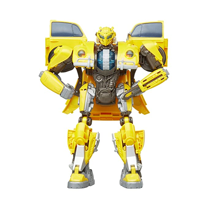 149 opinioni per Transformers- Bumblebee Power Charge (Bumblebee Movie), E0982EU4