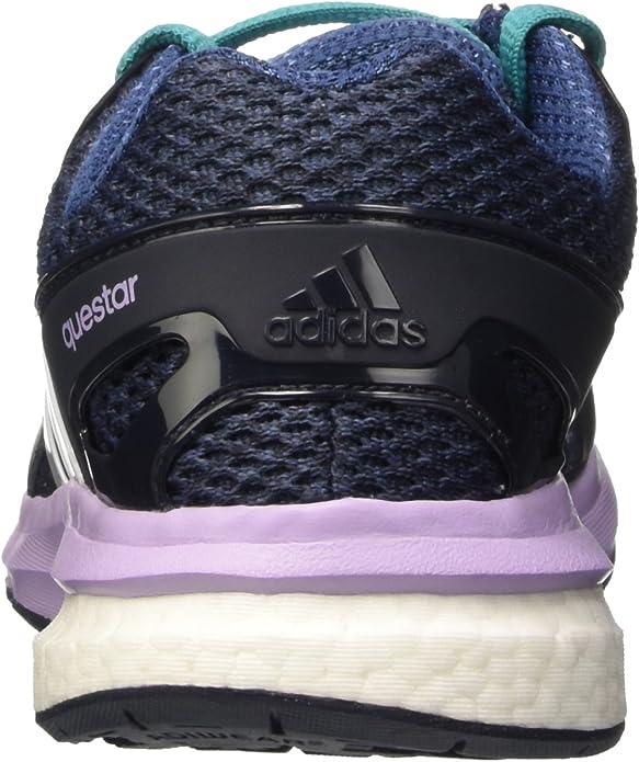 adidas Questar W, Zapatillas de Running para Mujer: Amazon.es: Zapatos y complementos
