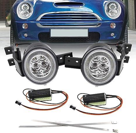 Kit  ampoules à LED  Blanc Interieur pour Mini One cabriolet 1  R52