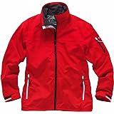 2016 Gill Men's Crew Jacket in Red 1041