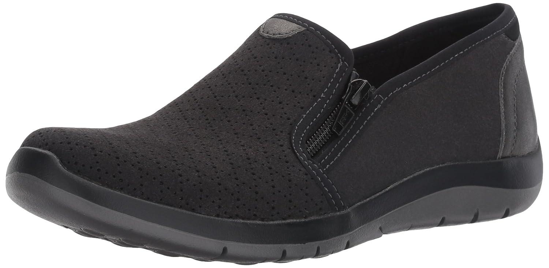 Amazon.com | Aravon Women's Wembly Side Zip Fashion Sneaker | Fashion  Sneakers