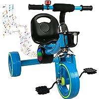 Airel Bici Correpasillos   Triciclos para Niños   Triciclo con Asiento   Bicicleta de Equilibrio con Pedales   Triciclo…