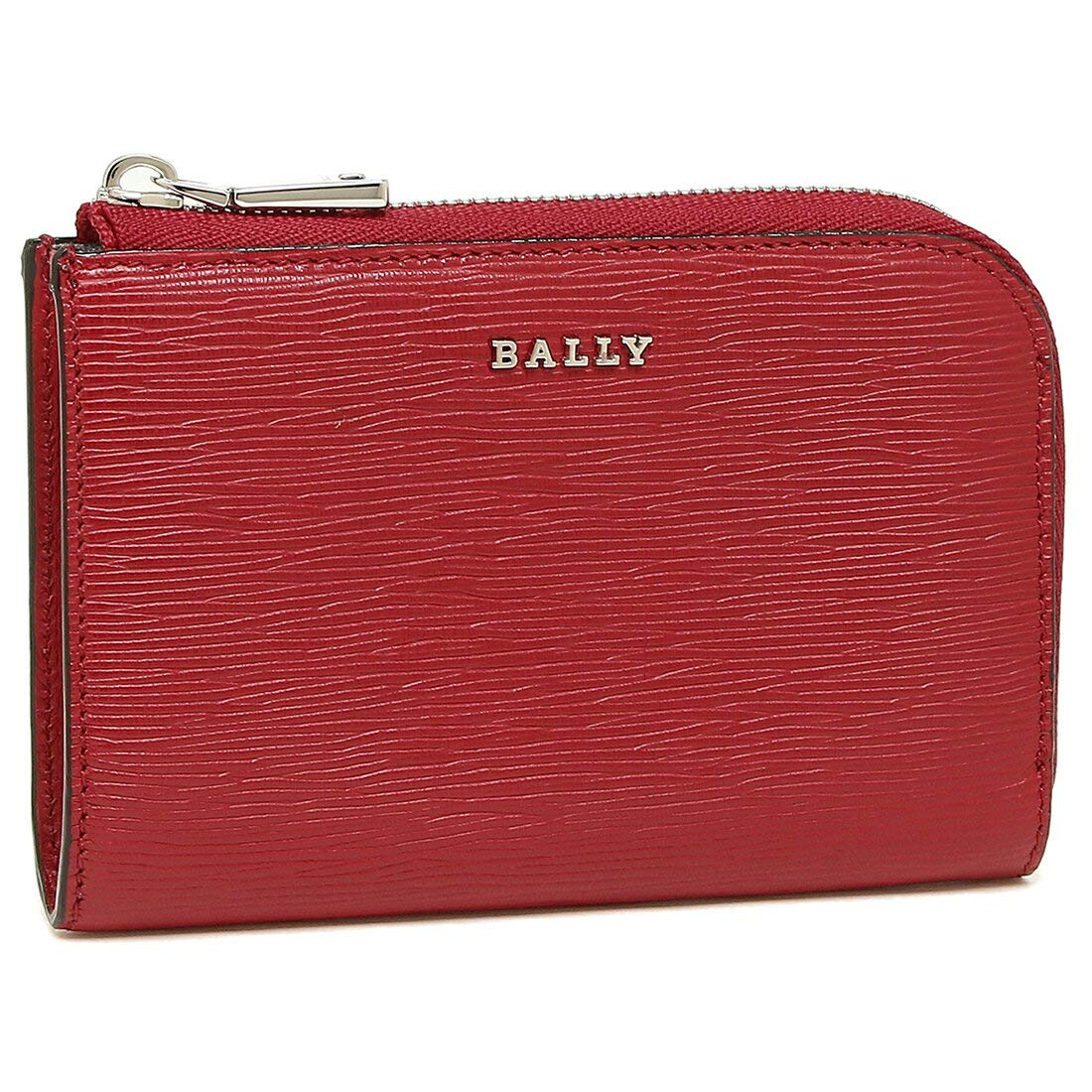 [バリー]カードケース レディース BALLY 6224914 176 レッド [並行輸入品]   B07JD9WPFR