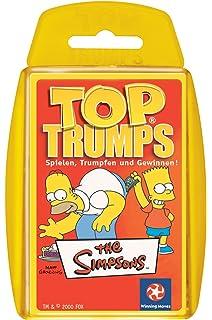 Winning Moves Los Simpsons - Juego de Mesa () [versión Inglesa]: Amazon.es: Juguetes y juegos