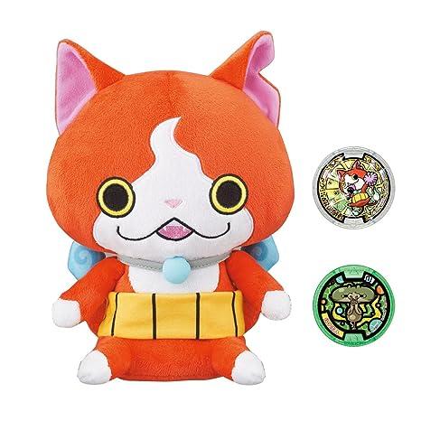 amazon com yokai watch yokai medal de utau shaberu jibanyan one