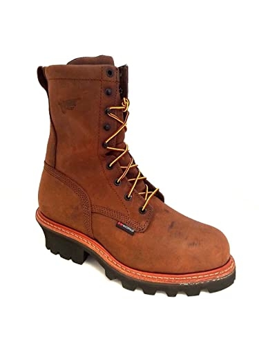 1d1793b4f608 Red Wing Men s Steel Toe Logger Work Boots 4420 ...