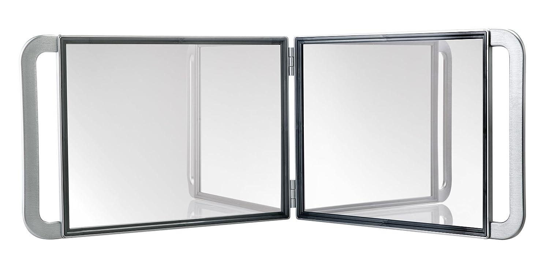 Comair 7001013 Kabinettspiegel Multigrip doppelt, 21 x 29 cm
