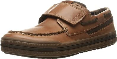 Creo que Remo fotografía  Amazon.com | Geox J Elvis 29 Boat Shoe | Athletic