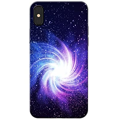 pretty nice 622af 609b2 Glowing Galaxy In Black Space Snap-on Hard Back Case iPod Cover for Apple  iPod Touch 6th Generation