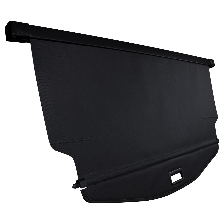 Black Retractable Rear Trunk Cargo Cover Shield for Chevrolet Equinox 2018 2019