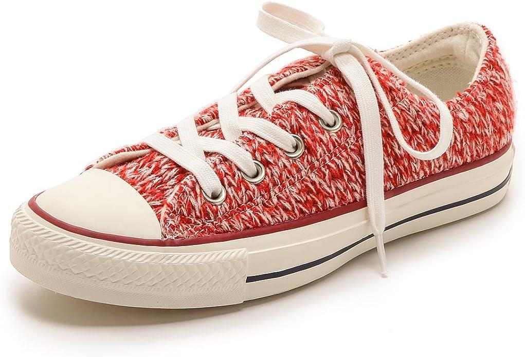 Converse All Star Ox Damen Sneaker Rot: : Schuhe