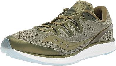 Saucony Freedom ISO Life On The Run Zapatillas Para Correr - SS17: Saucony: Amazon.es: Zapatos y complementos