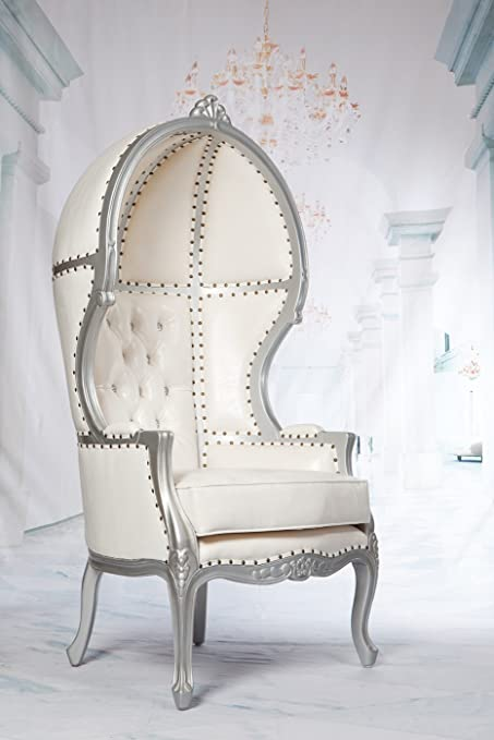 Amazon Sofia Bridal Shower Canopy Hooded Throne Chair Baby