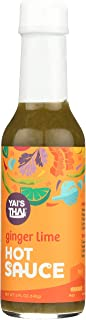product image for Yai's Thai Ginger Lime Hot Sauce 5 Ounce Bottle