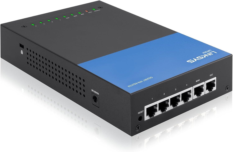 LRT224 Linksys Business Dual WAN Gigabit VPN Router