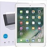 iPad Pro 12.9 強化ガラスフィルム 【Qosea】iPad Pro 12.9インチ  硬度9H 指紋防止 飛散防止 超薄0.3mm 2.5D ラウンドエッジ加工 (iPad Pro 12.9)