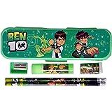 Image result for Ben 10 Pencil Case and Sharpener