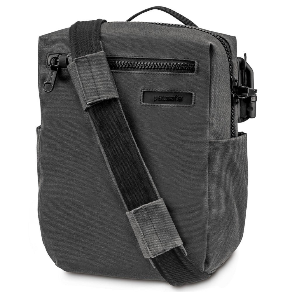 Pacsafe Intasafe Z200 Anti-Theft Compact Travel Bag, Charcoal by Pacsafe