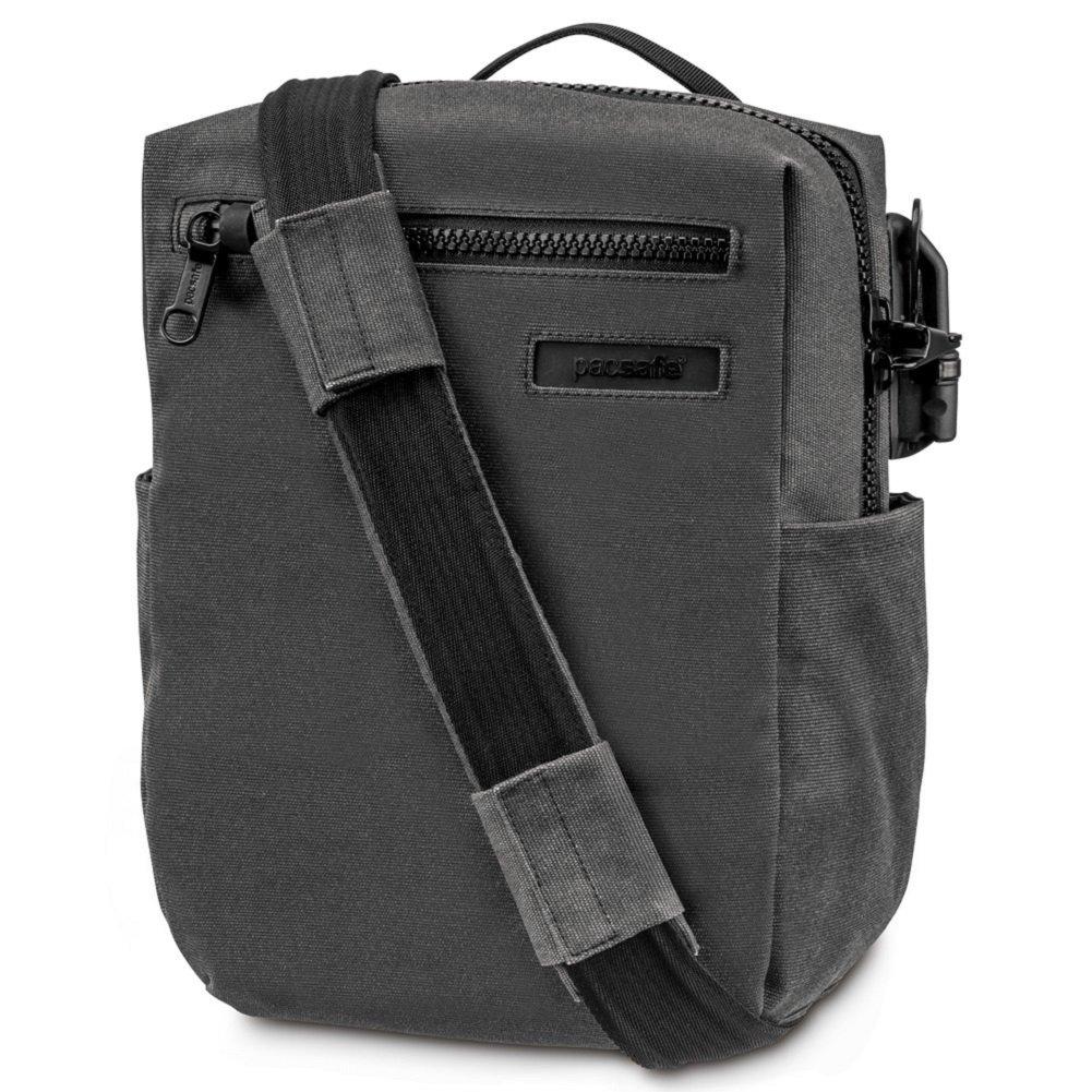 Pacsafe Intasafe Z200 Anti-Theft Compact Travel Bag, Charcoal