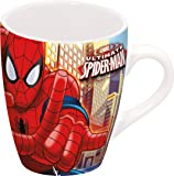 Coffret Mug Cacao Porcelaine Spiderman